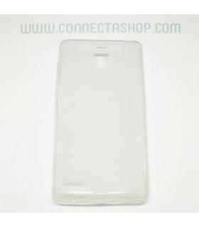 Funda silicona transparente Xiaomi Redmi Note 2 / Note 2 Prime