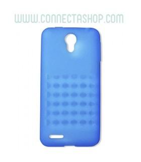 Funda silicona original Jiayu G2F - azul