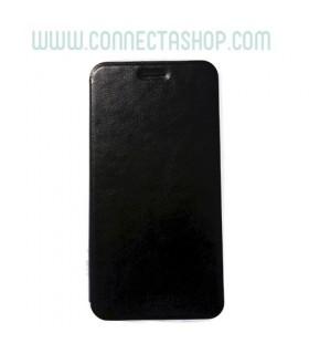 Funda tipo libro negra Meizu MX5