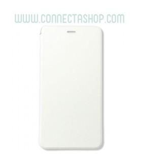 Funda con tapa Xiaomi Redmi Note 3 Basica Blanca