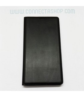 Funda tipo libro original Xiaomi Mi3 negro