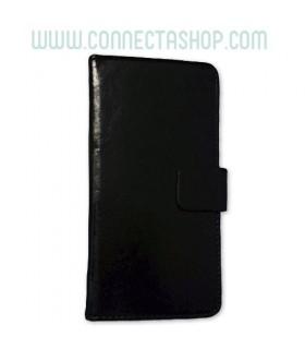 Funda Tipo Libro Cubot x17 - Negra