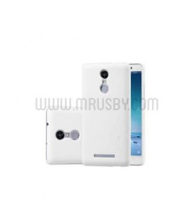 Funda frosted Xiaomi Redmi Note 3 NILLKIN - blanca