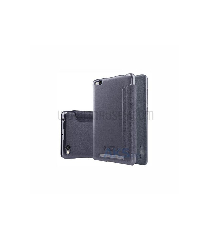 Funda con tapa Xiaomi Redmi 3 NILLKIN Negra
