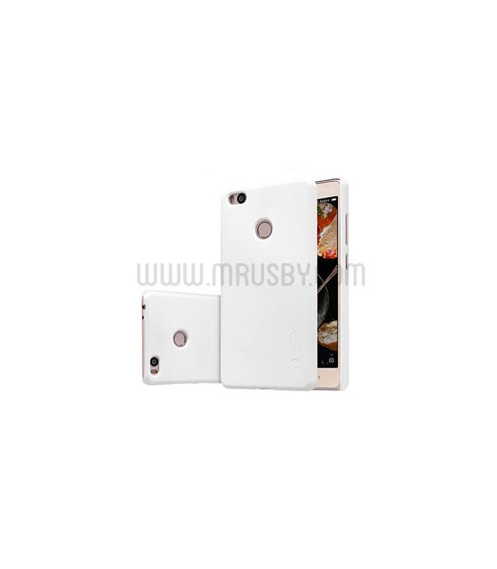 Funda Frosted Xiaomi Mi4S  NILLKIN Blanca