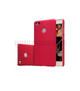 Funda frosted Xiaomi Mi4s Roja NILLKIN