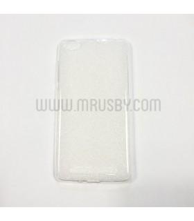 Funda silicona Xiaomi Redmi 3 transparente