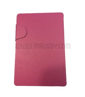 Funda tipo libro Fucsia Xiaomi MiPad