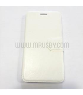 Funda tipo libro Blanca Xiaomi Mi4c