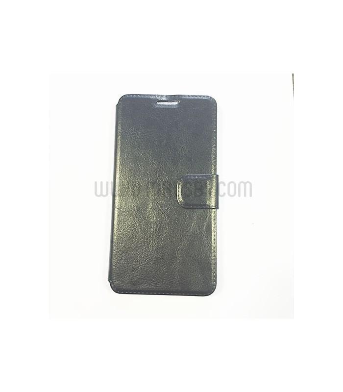 Funda con tapa Meizu M3 Note Básica Negro