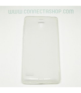 Funda Silicona Transparente Leagoo Elite 4