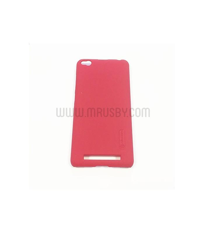 Funda Frosted OnePlus 3T NILLKIN - Roja