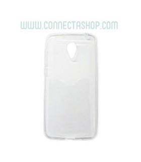 Funda silicona transparente translúcida Elephone P7000