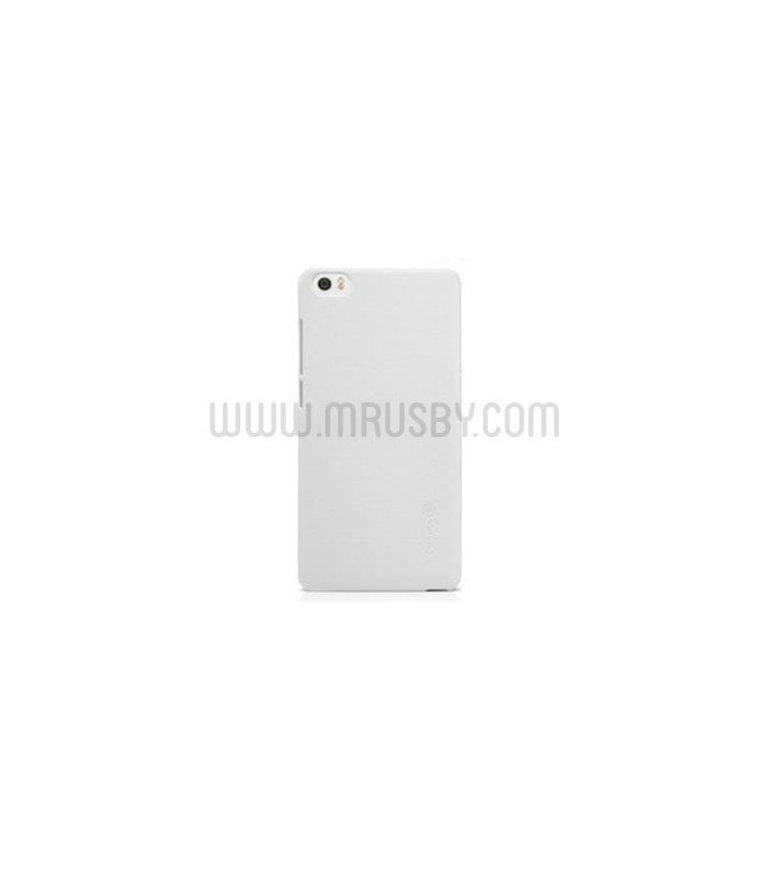 Funda frosted Xiaomi Mi5S Plus NILLKIN Blanca