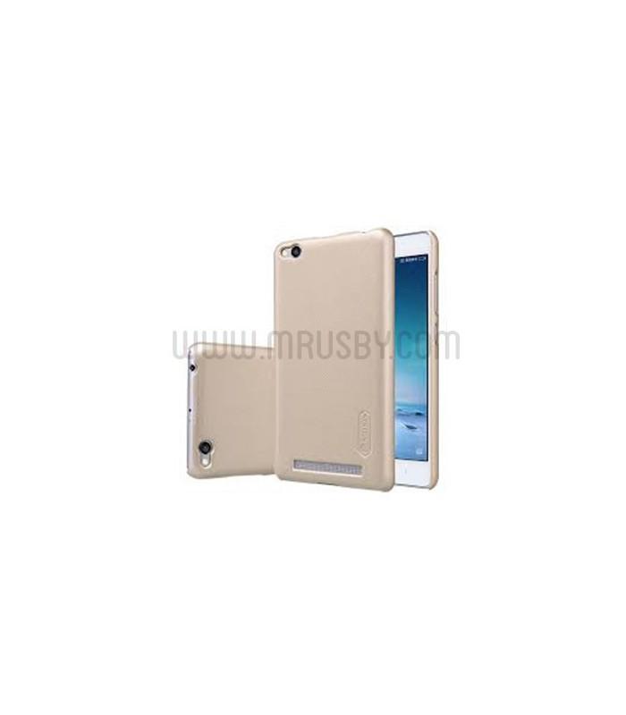 Funda Frosted Xiaomi Redmi 4 NILLKIN - Dorada