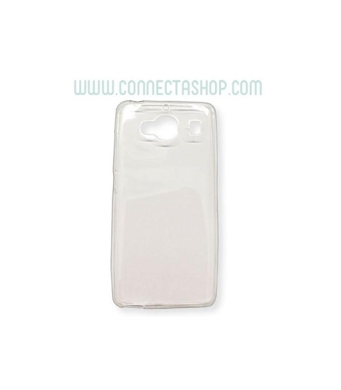 Funda silicona transparente Xiaomi Mi5C Basica
