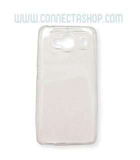 Funda silicona transparente Redmi Note 4x