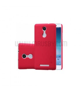 Funda frosted Xiaomi Redmi Note 4 / GLOBAL  NILLKIN - roja