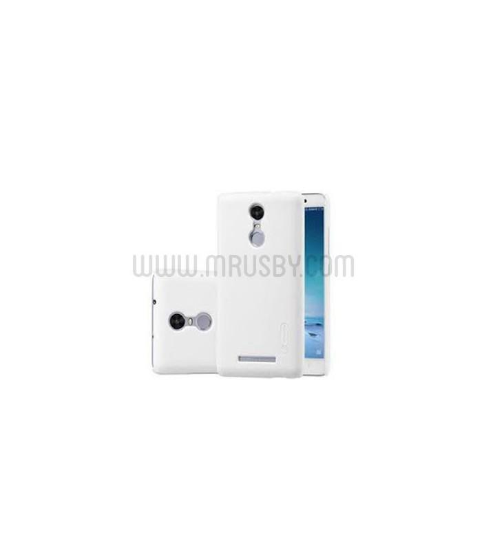 Funda frosted Xiaomi Redmi Note 4 / GLOBAL  NILLKIN - Blanca