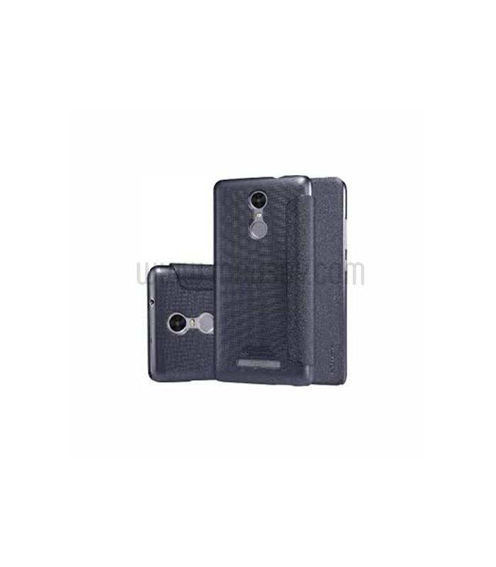 Funda con tapa Xiaomi Redmi Note 4 / GLOBAL  NILLKIN - Negra