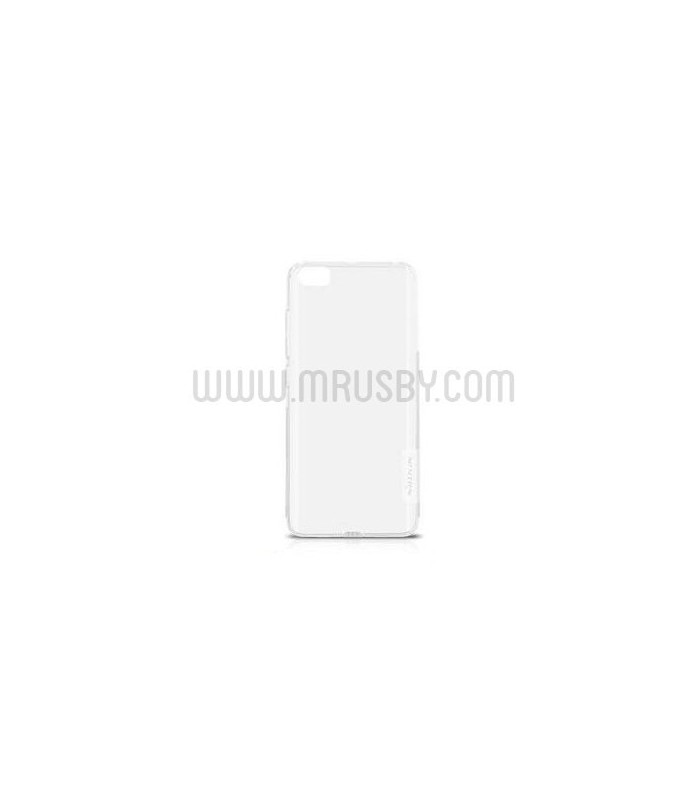Funda Silicona Xiaomi Mi6 Transparente Basico