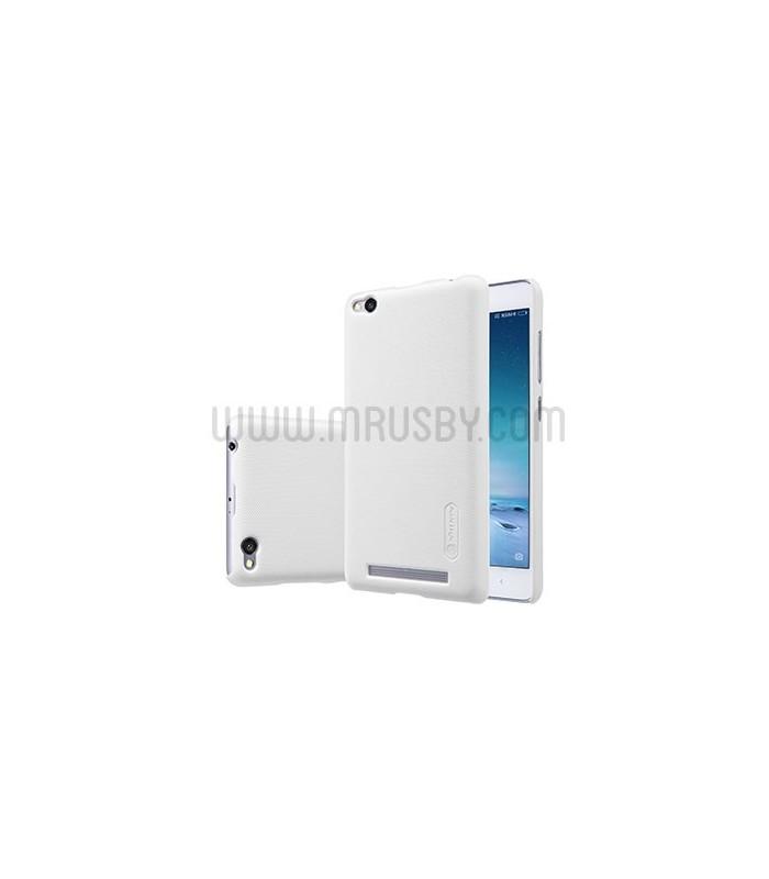 Funda Frosted Xiaomi Meizu M5 Note NILLKIN - Blanca