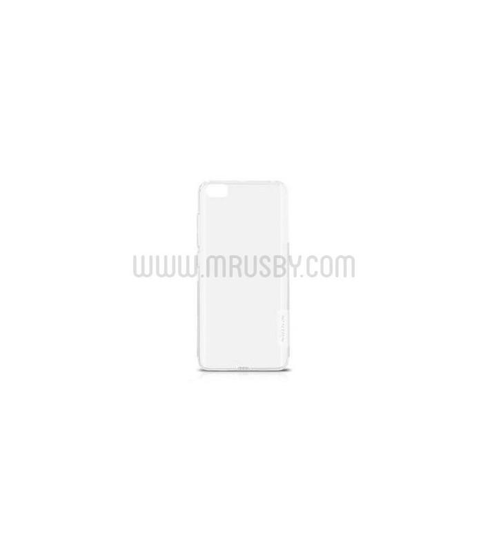 Funda Silicona Transparente Meizu M5 Note Basica