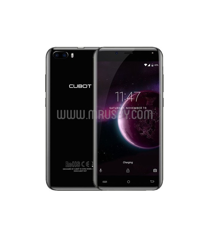 Cubot Magic- Negro