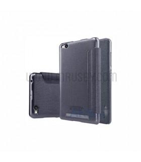 Funda con tapa Xiaomi Redmi Note 5A Prime 32 NILLKIN Negra