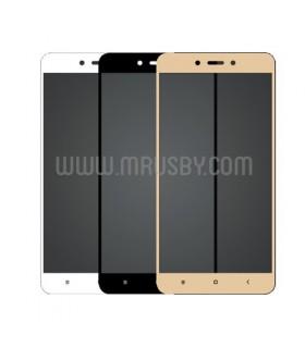 Protector Pantalla Full Frontal Xiaomi Redmi 4x - Dorado