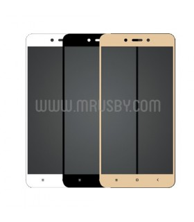 Protector Pantalla Full Frontal Xiaomi Redmi Note 4 - Blanco
