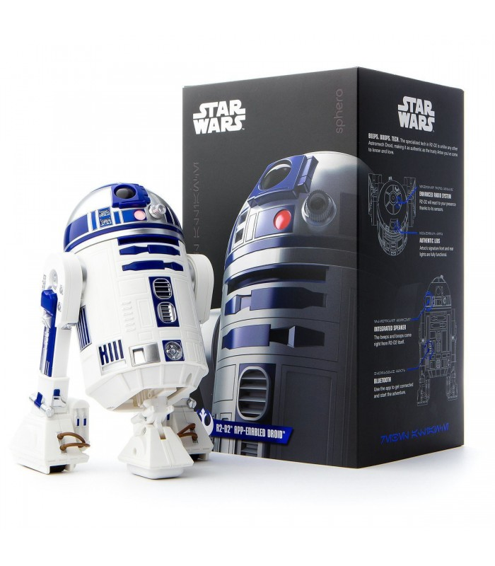 Robot - Sphero STAR WARS R2-D2 APP ENABLED DROID