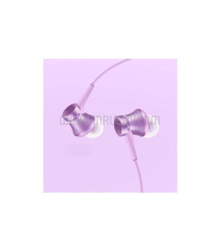 Auriculares Xiaomi Mi Simple Edition Lila