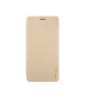 Funda con tapa Xiaomi Redmi 5 Plus  NILLKIN - Dorada