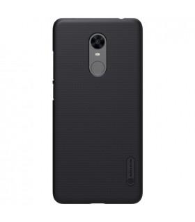 Funda frosted Xiaomi Redmi 5 Plus NILLKIN - Negra