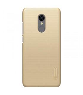 Funda frosted Xiaomi Redmi 5 NILLKIN - Dorada