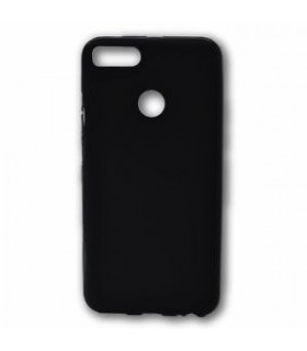 Funda Silicona Xiaomi Redmi 5 Plus Negra Basica