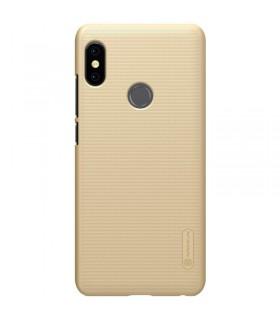 Funda Frosted Xiaomi Redmi Note 5 NILLKIN - Dorada