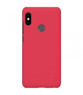 Funda Frosted Xiaomi Redmi Note 5 NILLKIN - Roja