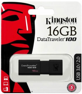 Pendrive Kingston de 16GB