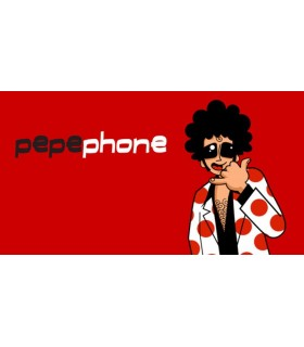 Remplazo Pepe Phone