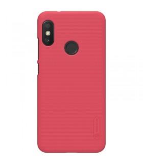 Funda Frosted Xiaomi  MI A2 LITE/Redmi 6 Pro  NILLKIN-Roja