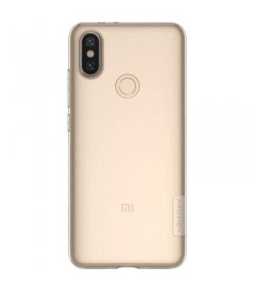 Funda Silicona Xiaomi Mi A2 Transparente Nillkin