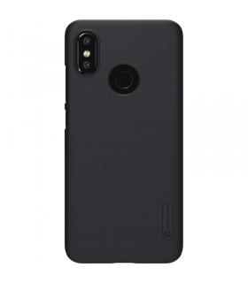 Funda frosted Xiaomi MI 8  Nillkin - Negra