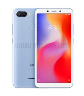 Xiaomi Redmi 6  3GB 32Gb Azul