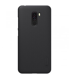 Funda Frosted Xiaomi PocoPhone F1 NILLKIN - Negro