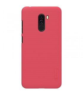 Funda Frosted Xiaomi PocoPhone F1 NILLKIN -Roja