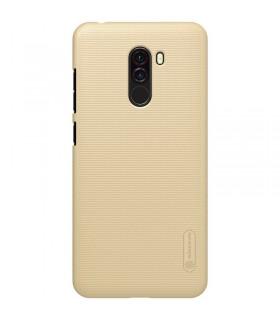 Funda Frosted Xiaomi PocoPhone F1 NILLKIN -Dorada