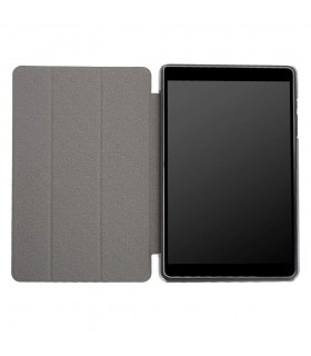 Funda tipo libro con teclado chuwi HI10 plus - negro