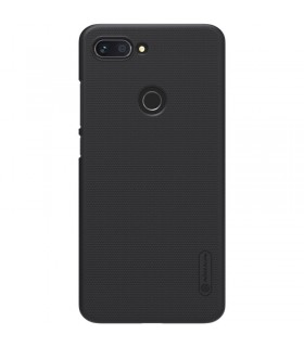 Funda Frosted Xiaomi Mi 8 Lite NILLKIN - Negra